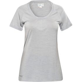 Bergans Sveve Camiseta de Lana Mujer, alu melange